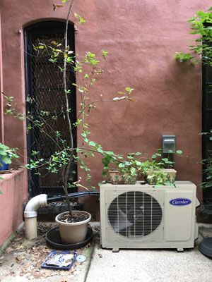 Carrier Ductless Outdoor Unit Oxford PA